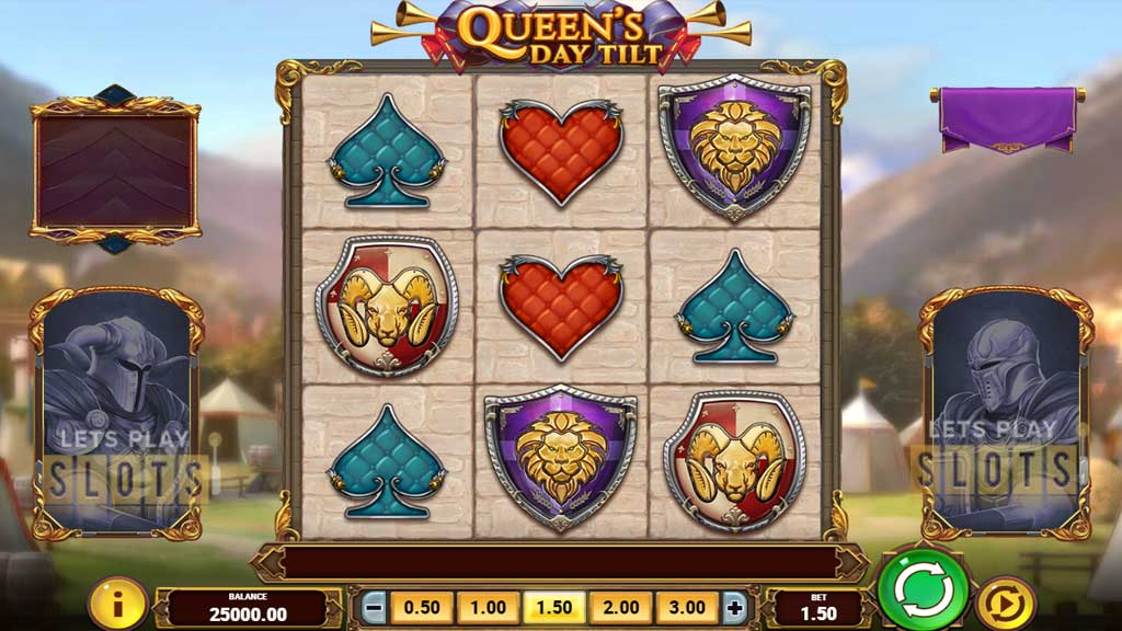 Play'n GO Takes You On A Royal Journey With 'Queen's Day Tilt'