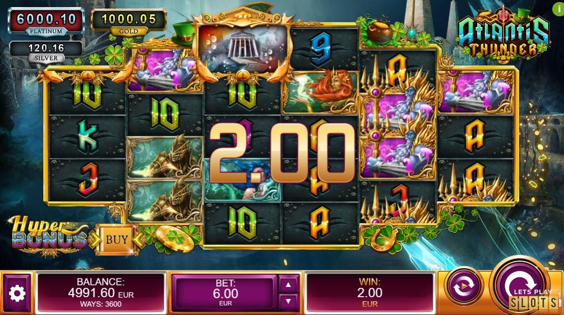 Spiele Atlantis Thunder St. PatrickS Day - Video Slots Online