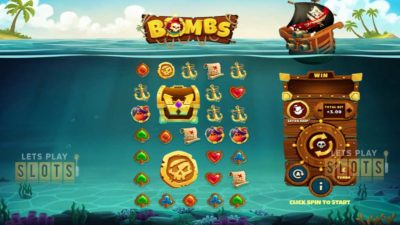 Playtech Gives Players A Chance To Play With 'Bombs' With Pirates
