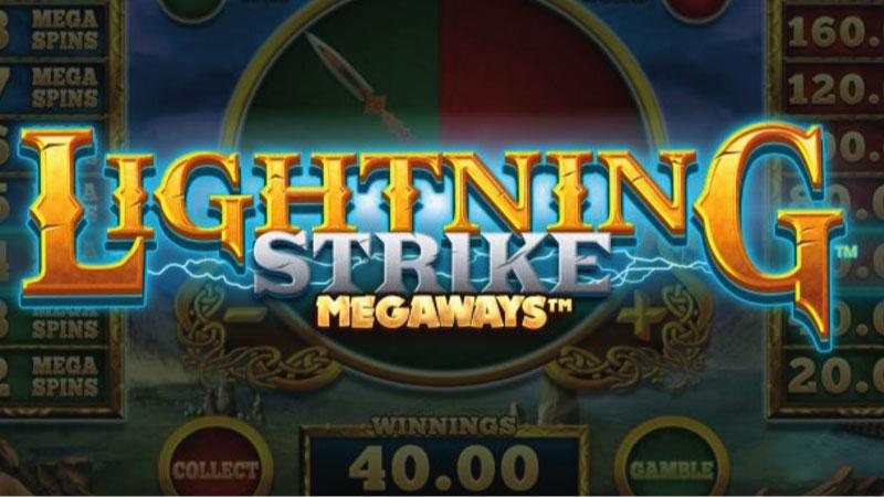 Lightning Strike Slot Machine