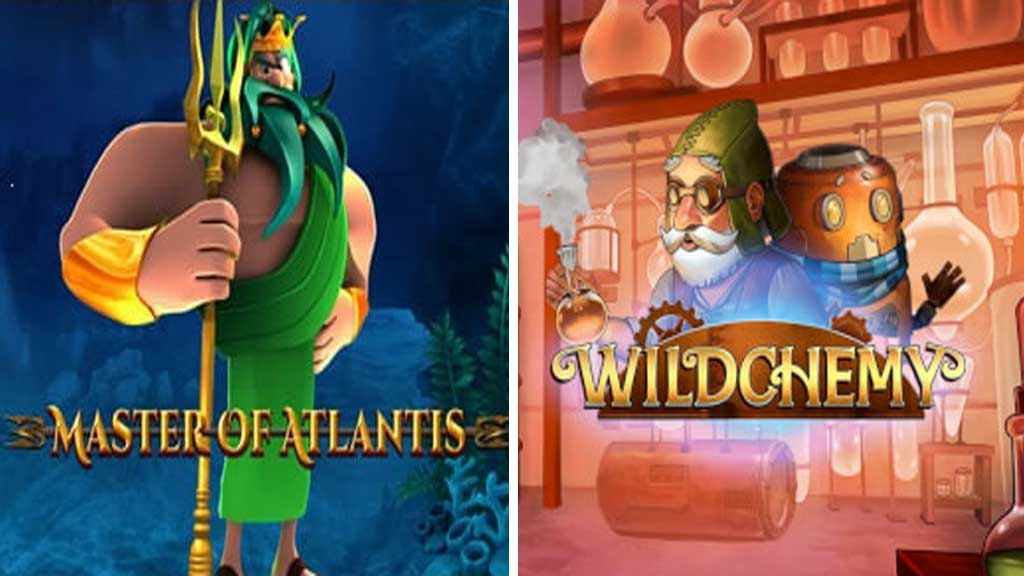 Master of Atlantis & Wildchemy