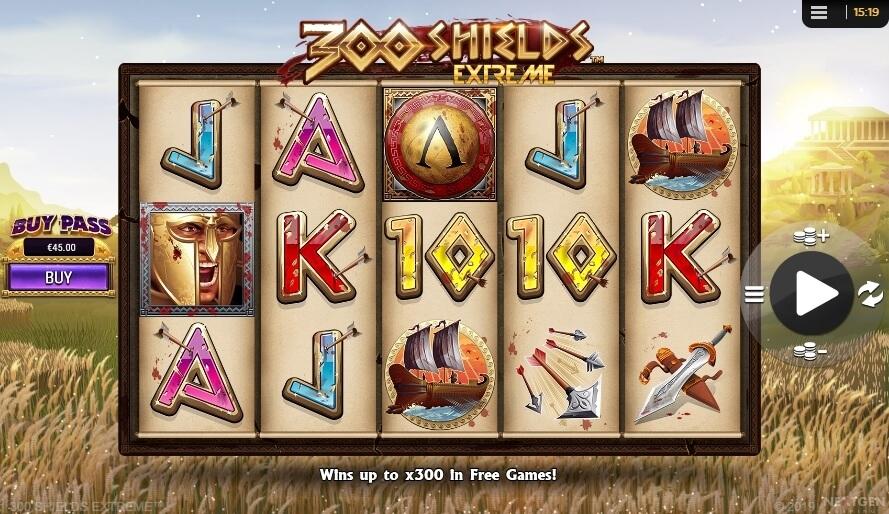 Spiele 300 Shields - Video Slots Online
