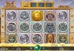 Join The Gods On Mount Olympus With 'Ancient Fortunes: Zeus'