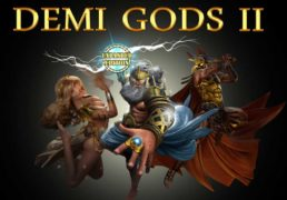 Demi Gods II: Expanded Edition Title