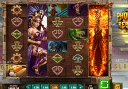 Play'n GO Offers Big Wins With New 'Phoenix Reborn' Slot