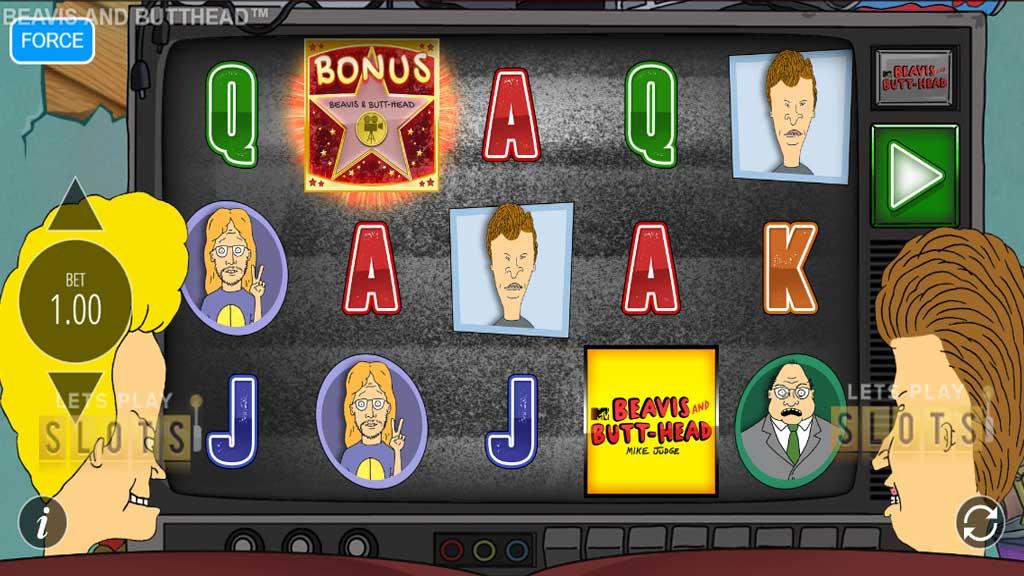 Spiele Beavis Butt-Head - Video Slots Online