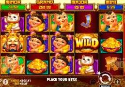'Caishen's Cash' To Give Slot Players A Crack At Prosperity