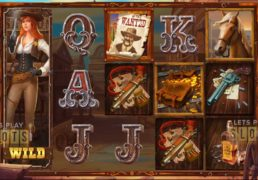 1X2 Gaming Hits The Outlaw Trail With 'I Am The Law'