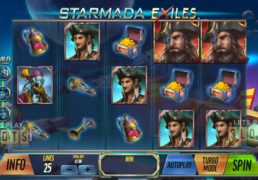 Become A Playtech Space Pirate With 'Starmada Exiles'