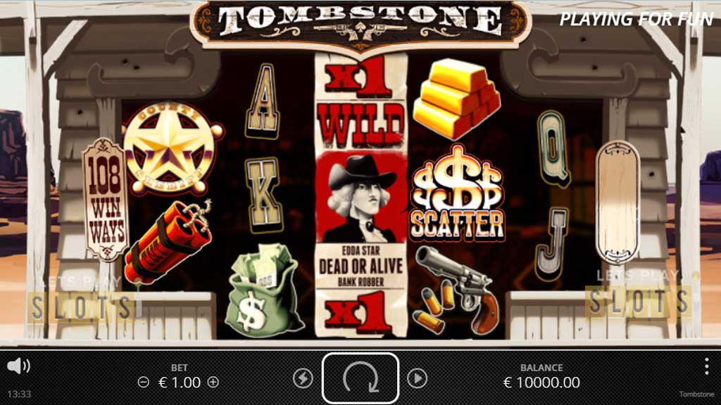 'Tombstone' Slot From Nolimit City Takes Players To The Wild West