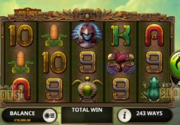 '5 Ages of Gold' Is Latest Slot From Playtech's Geco Studios