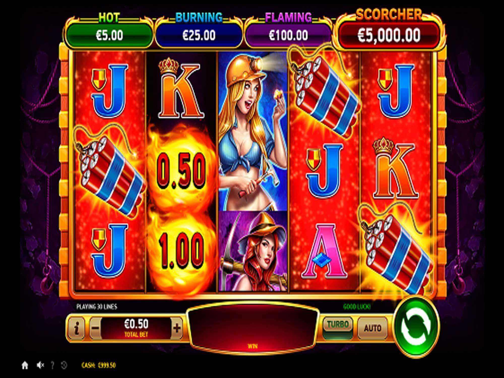 Sizzling Hot Slot Machine Free Play