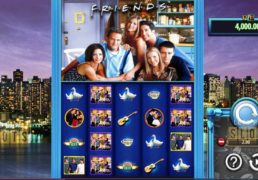 Revisit 'Friends' With Latest Slot Release From WMS
