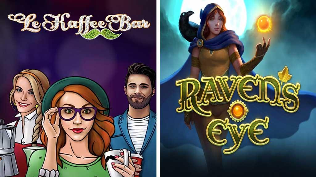 Le Kaffee Bar & Raven's Eye