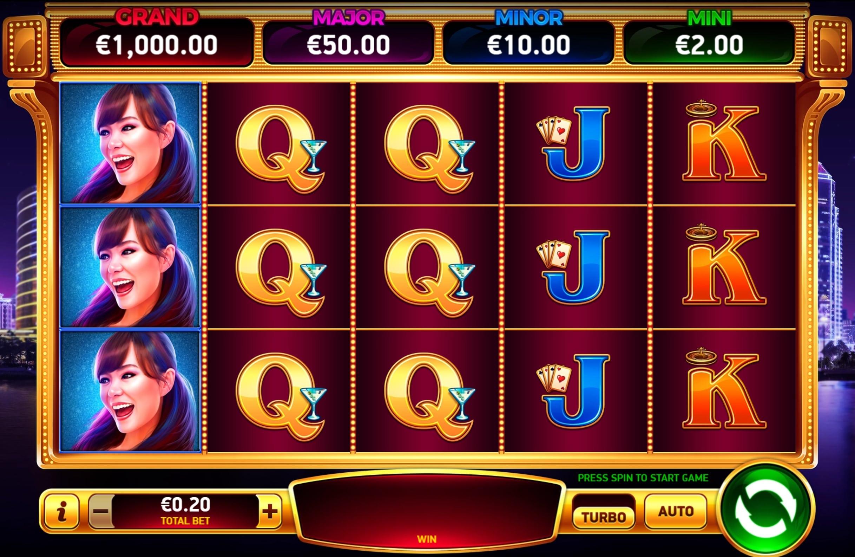 Four Beauties Slot Machine