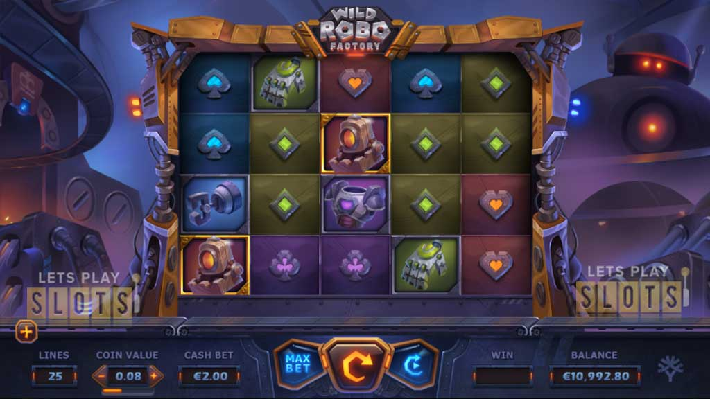 """Yggdrasil Gaming Gives Players Sci-Fi Action With """"Wild Robo Factory"""""""