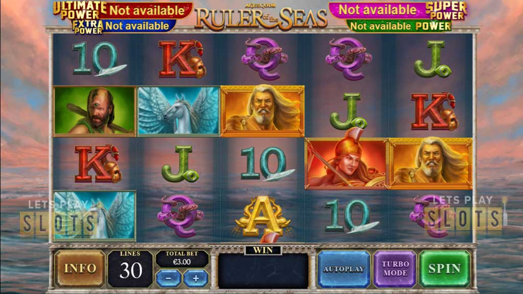 Age of the Gods: Ruler of the Seas