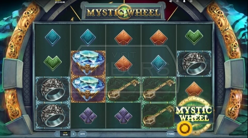 Spiele Mystic Wheel - Video Slots Online
