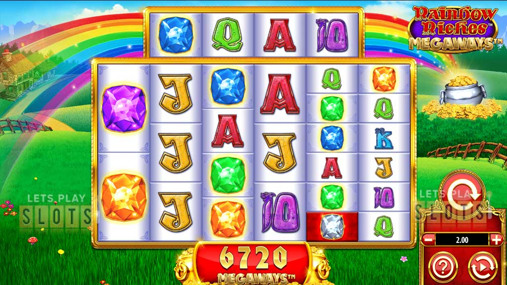 Rainbow Riches: Megaways