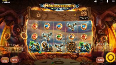 Pirates' Plenty: Battle for Gold