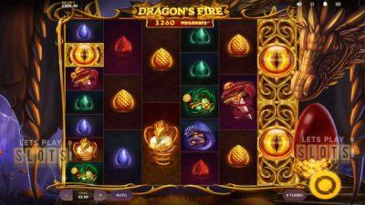 Dragons's Fire: Megaways