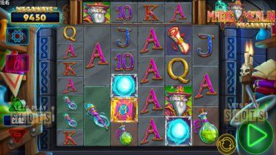 Magic Merlin: Megaways