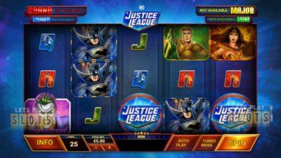 Justice League: Comic