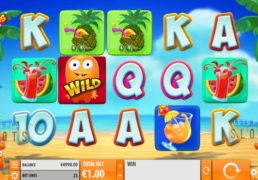 """Quickspin Livens Things Up With """"Spinions Beach Party"""""""