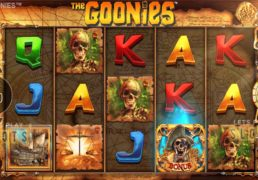 "Relive The 80s With Cult Classic ""The Goonies"" Slot Game"