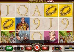 """NetEnt Releases Sequel To Victorious Slot Called """"Victorious MAX"""""""