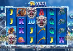 "New Developer 4ThePlayer Launches First Slot ""9k Yeti"""
