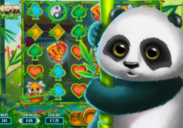 Dragongaming slot Panda game
