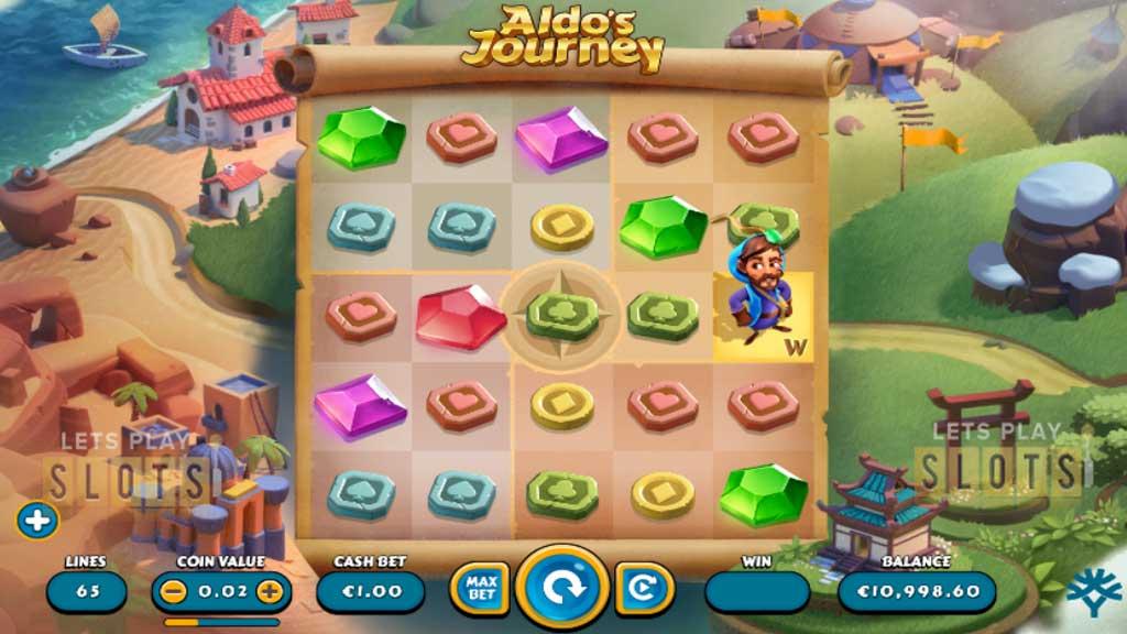 Aldo's Journey