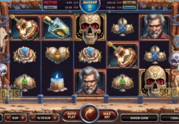 "NetGame Brings Out A Unique Theme In ""The Golden Skull"" Slot"