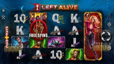 1 Left Alive