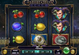 """Play Around With Time In Play'n GO's """"Chronos Joker"""""""