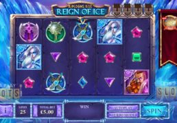 "The Latest Kingdoms Rise Slot Brings A ""Reign of Ice"""