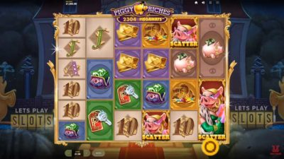 "Blow the House Down With ""Piggy Riches Megaways"" Slot"