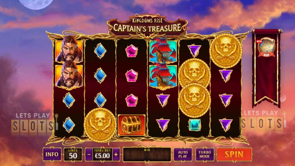 Kingdoms Rise: Captain's Rise