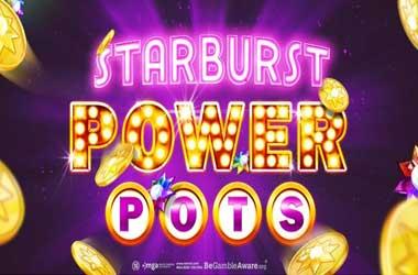 Netent's Starburst PowerPots