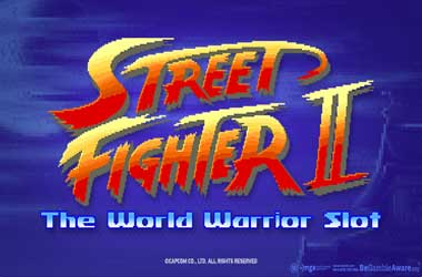 Netent to release Street Fighter II: The World Warrior