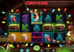 Red7 Recreates Movie Magic With New Slot Game 'Gremlins'