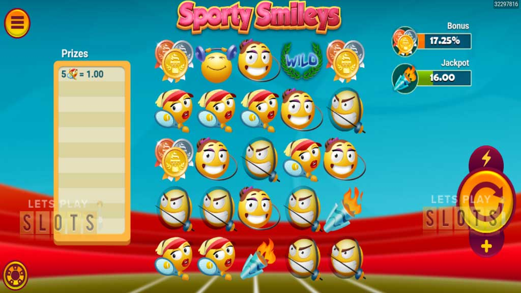 "Mobilots Brings Slot Game Featuring Emojis Called ""Sporty Smileys"""