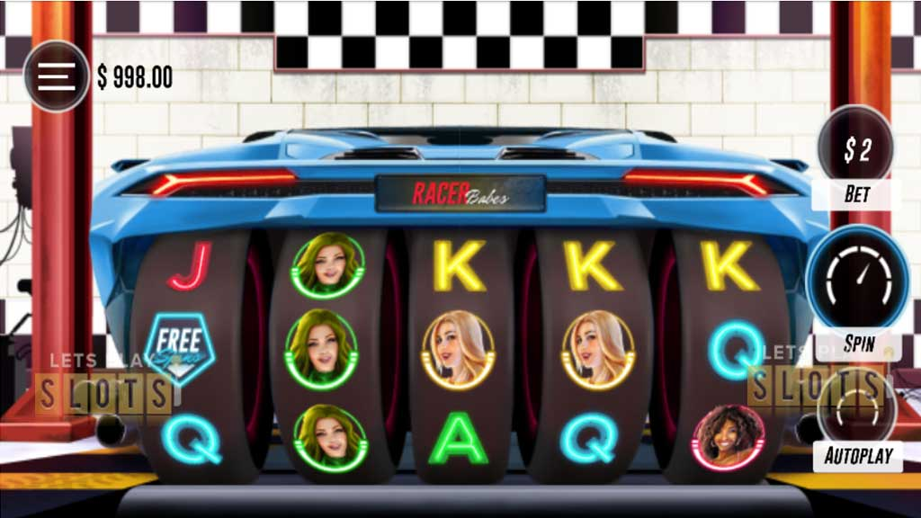 Racer Babes