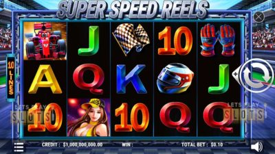 Super Speed Reels