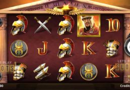 "Prepare To March With The Legions In ""Roman Power"" From SpinPlay Games"
