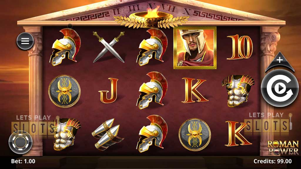 """Prepare To March With The Legions In """"Roman Power"""" From SpinPlay Games"""