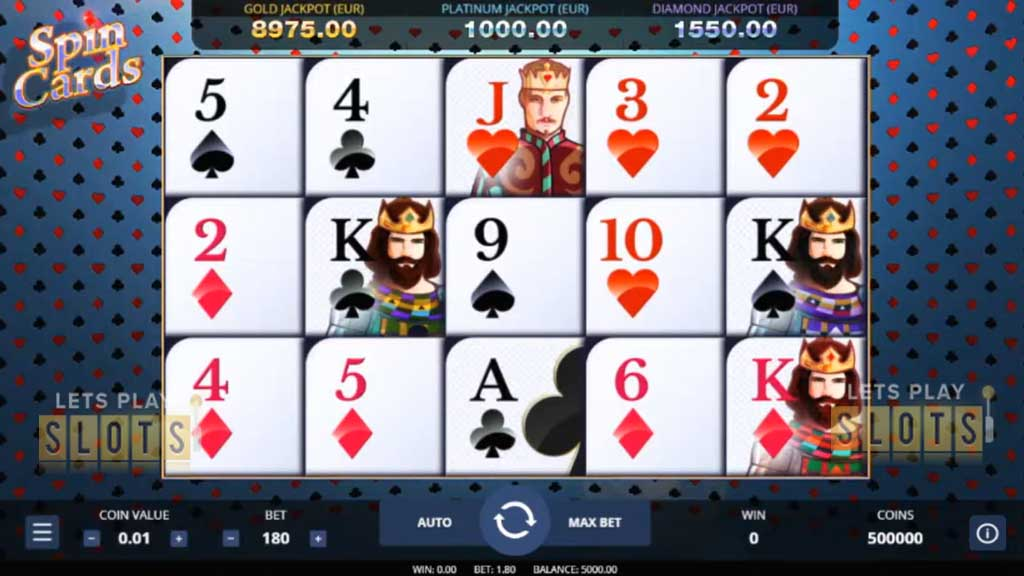"Fazi Decides To Merge Slots And Cards With New ""Spin Cards"" Slot"