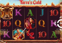"Enter The Bullring With Pariplay's ""Torro's Gold"""