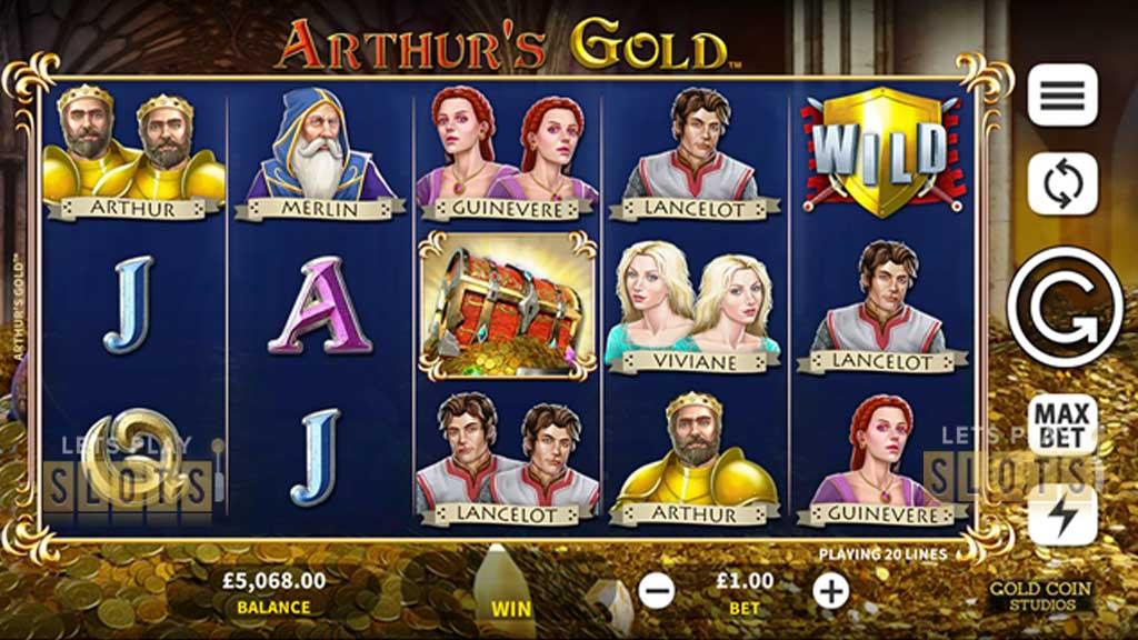Arthur's Gold